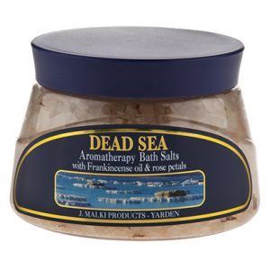 Daed Sea bath salts with Frankincense