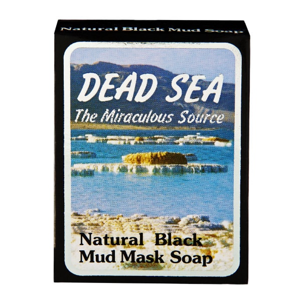Black Mud Mask Soap