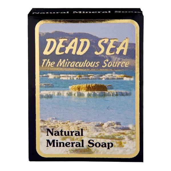 Natural Mineral Soap