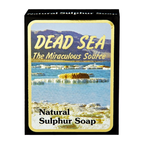 Natural Sulphur Soap
