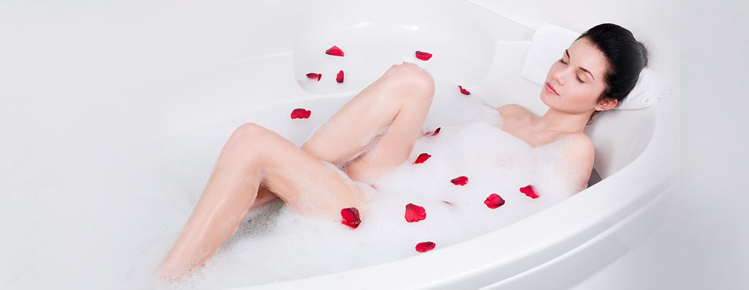 How Natural Bath Salts Can Soothe Eczema